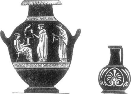 ROMAN VASES