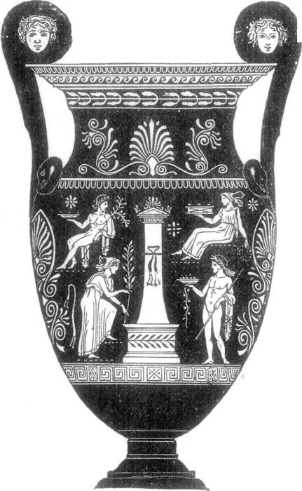 A GREEK SACRIFICE.