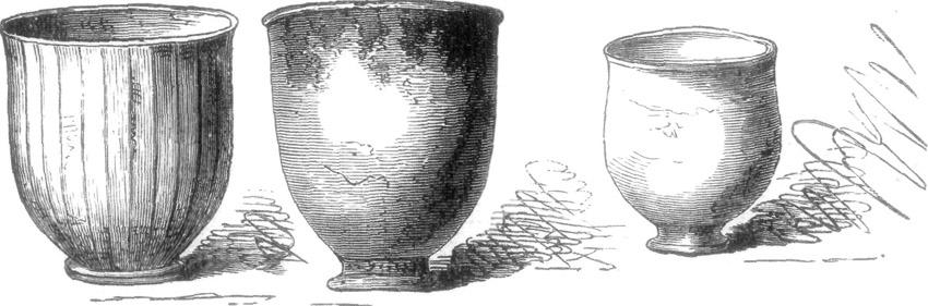 GOLDEN CUPS OF PRIAM.