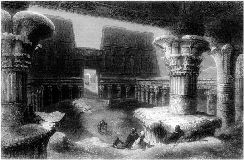 Temple of Karnac