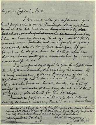 Scott letter