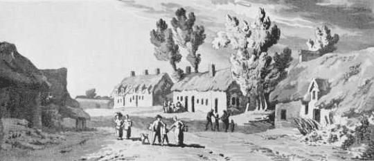 Village of Mont St Jean