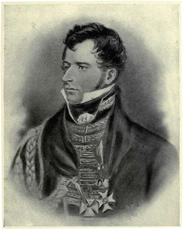 Colonel Sir William Howe De Lancey