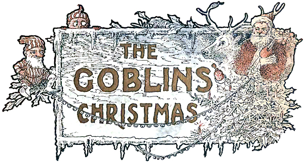 Cover: The Goblins' Christmas