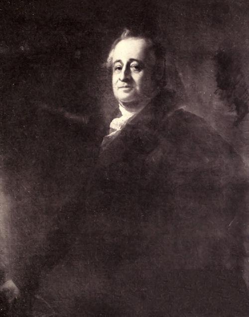 Portrait of Doctor Brown