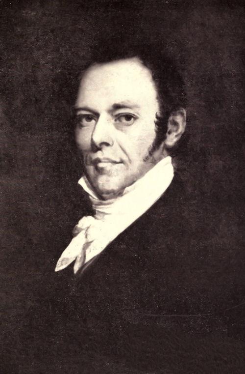 Portrait of Doctor Dudley