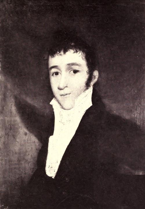 Portrait of Doctor Overton