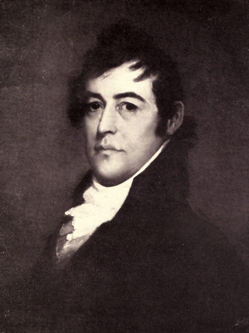 Portrait of Doctor Richardson