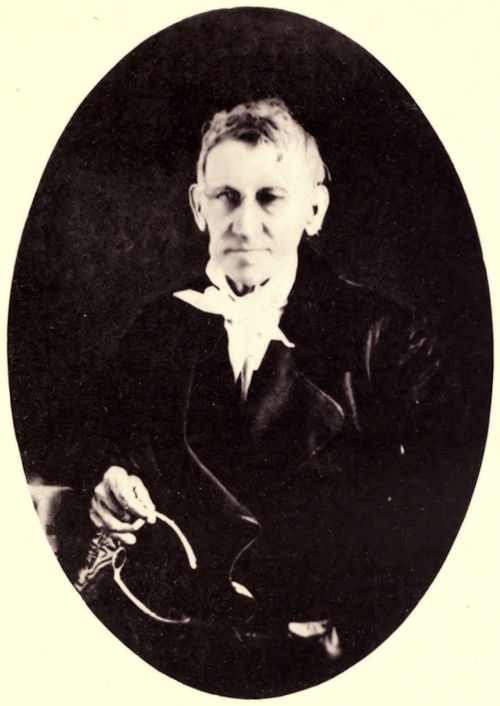Photograph of Doctor Cooke