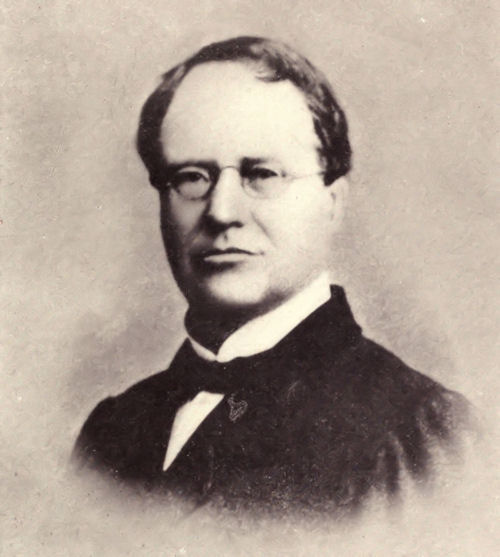 Photograph of Doctor Bush
