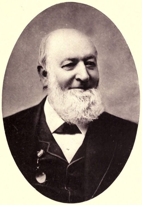 Photograph of Doctor Skillman