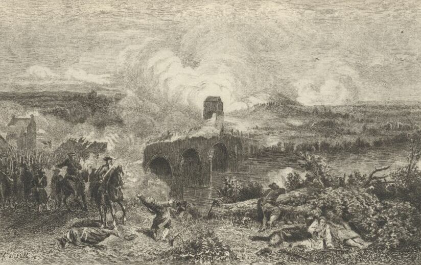 The Battle of Bothwell Bridge--128