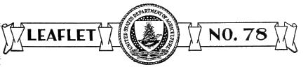USDOA LEAFLET NO. 78
