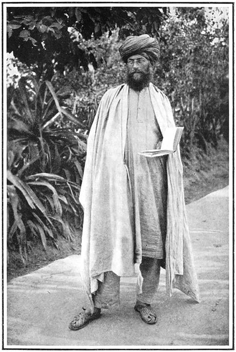 Dr. Pennell Travelling as a Sadhu or Mendicant Pilgrim