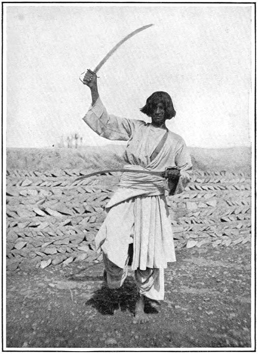 A Khattak Sword-Dancer