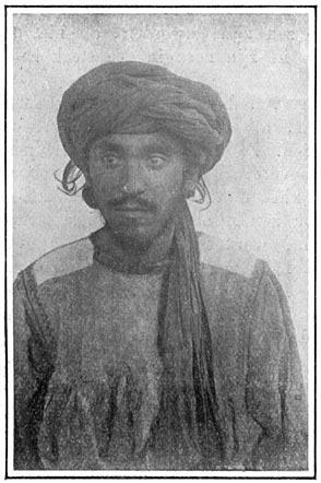 Type of Frontier Tribesmen