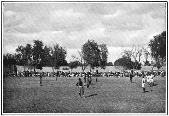 A Football Match at Bannu