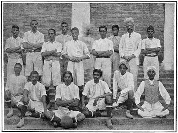 The Bannu Football Team