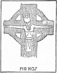 crucified Crishna