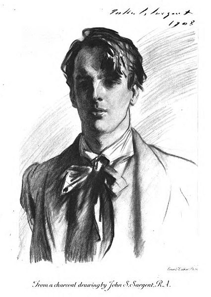 From a charcoal drawing by John S. Sargent R.A. John S. Sargent 1908 Emery Tucker, Ph sc