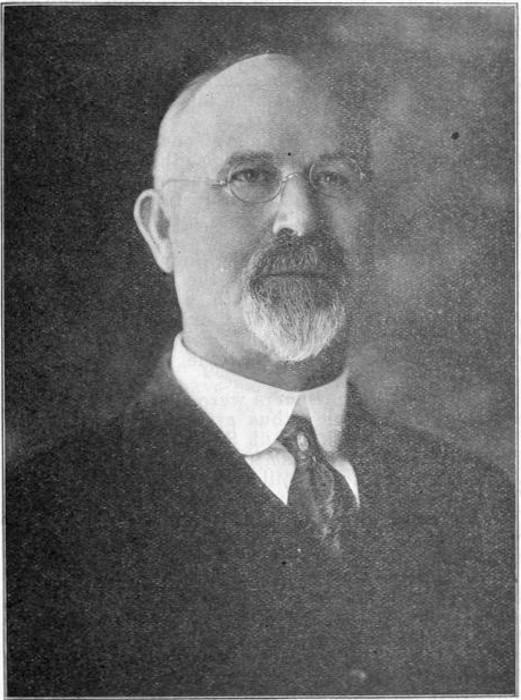 Judge J. T. Ronald