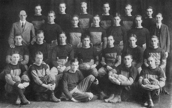 Harvard, 1915