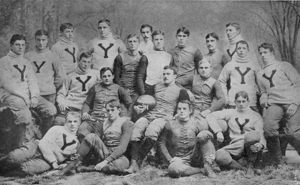 Old Yale Heroes--Lee McClung's Team