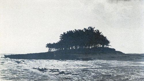 SOLITUDE ON THE SEA