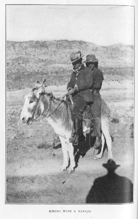 Riding With a Navajo