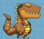 scribblenauts-unlimited:albertosaurus.jpg