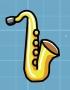 scribblenauts-unlimited:alto-saxophone.jpg