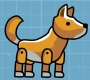 scribblenauts-unlimited:australian-native-dog.jpg