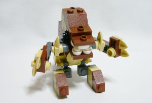 Lego Gamera