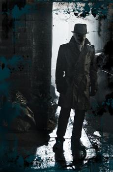 Watchmen - Rorsach