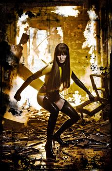 Watchmen - The Silk Spectre