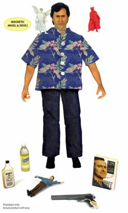 Bruce Campbell Action Figure