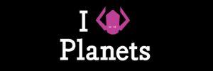 I Galactus Planets t-shirt