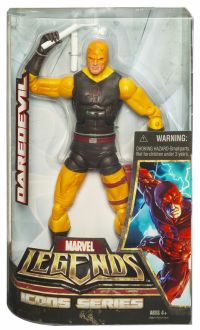 Marvel Icons Daredevil Yellow Variant