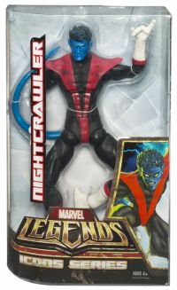 Marvel Icons - Night Crawler
