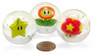 Super Mario Galaxy Superballs