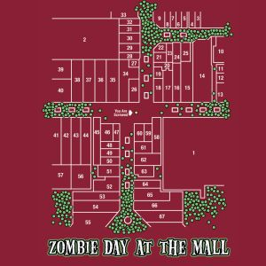Zombie Day at the Mall