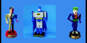 Batman Nutcrackers