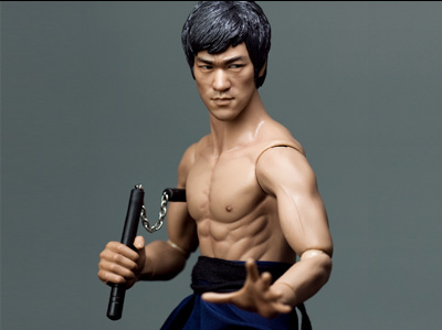 Fists of Fury Bruce Lee Action Figure