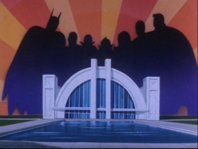 The Hall of Justice
