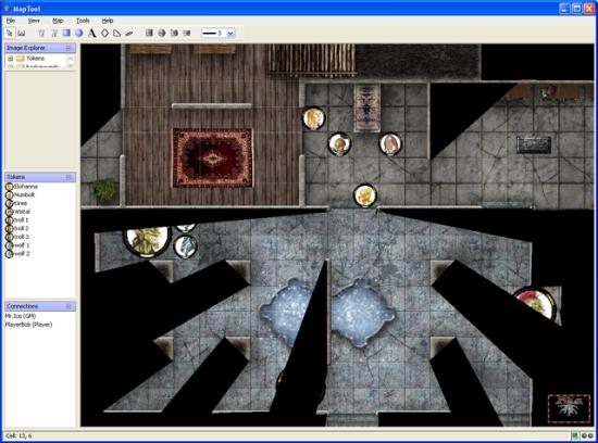 RPTools Screenshot