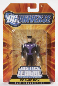 JLU - Cosmic Boy