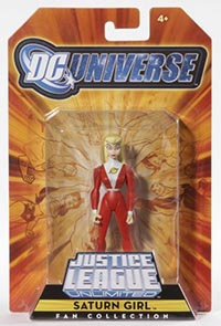 JLU - Saturn Girl