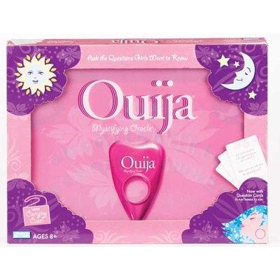Hasbro's Pink Ouija Board