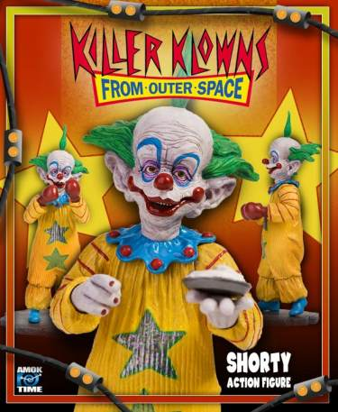 Killer Clowns from Outer Space Action Figure