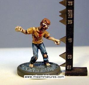 Zombie Miniature